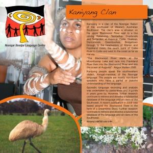 Kaniyang Clan Plaque