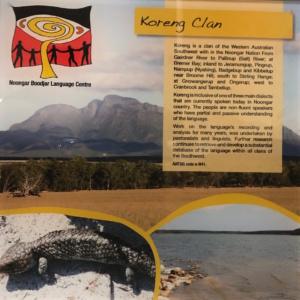 Koreng Clan Plaque