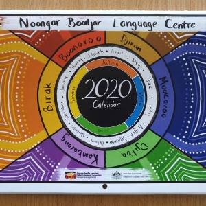 Noongar Bonar 2020 Calendar