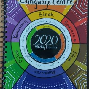 Noongar Bonar 2020 Diary (A4)