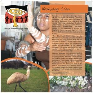 Noongar Clan Poster Set