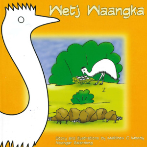Wetj Waangka (colouring book)
